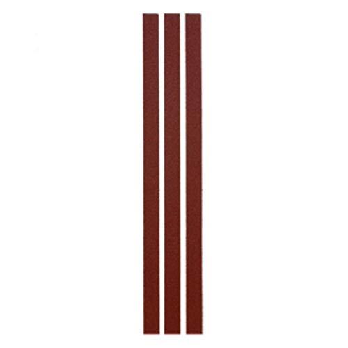 - Refill Abrasive Strips for 20 inch Scotts Classic Reel Mower Sharpening Kit 3 Pack