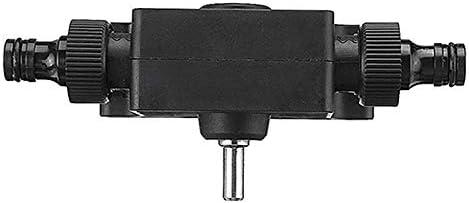 Sandis Pompe Portable Perceuse /électrique Disques Pompe /à Grand D/ébit La Pompe La Pompe Est Standard avec Deux Connecteurs