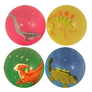 Balón hinchable de dinosaurio: Amazon.es: Juguetes y juegos
