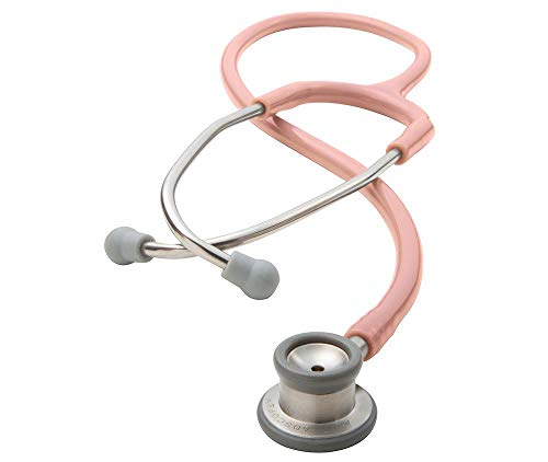 ADC Adscope 605 Premium Infant Clinician Stethoscope,, Pink