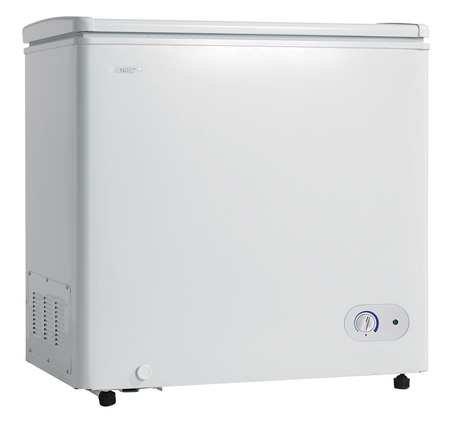 Compact Chest Freezer, 7.2 Cu. Ft.