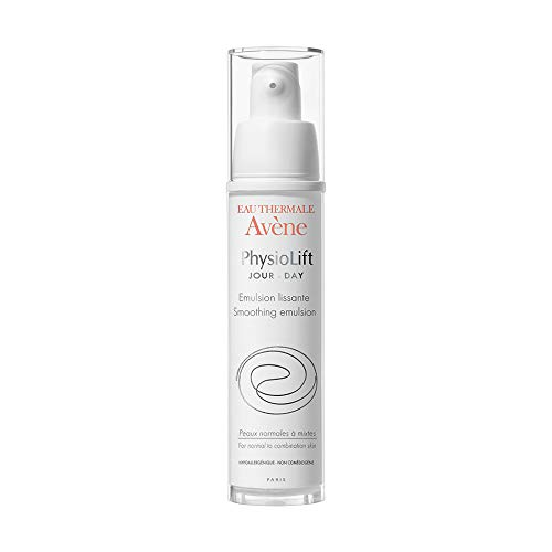 - Eau Thermale Avene PhysioLift DAY Smoothing Emulsion, Reduce the Appearance of Deep Wrinkles, 1 oz.