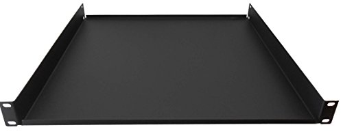 Audio2000'S AST4612B Steel Equipment Rack-Mounting Tray by Audio 2000S