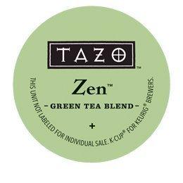 Tazo Zen Green Tea - 120 K-Cups (5 Boxes of 24) by Tazo