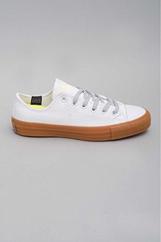 Converse Ctas Pro Shield Canvas Ox White/Egret/Gum. White/Egret/Gum