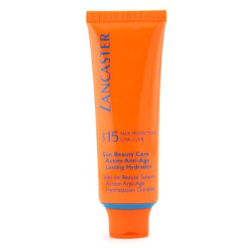 Lancaster Silky Touch Cream Radiant Tan SPF 15, 1.7 Ounce