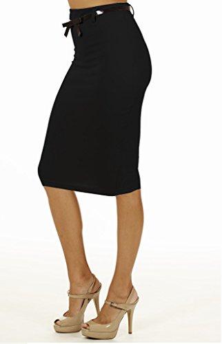 s high waist below knee pencil skirt clouds sale