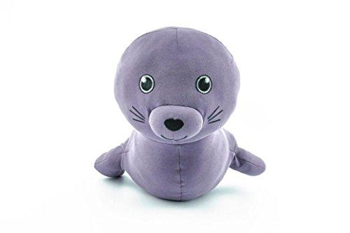 Elly Lu Makana The Hawaiian Monk Seal - Organic Stuffed Animal (8 in)