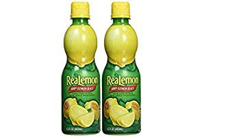 - Realemon 100% Lemon Juice 15 OZ (2 Pack)