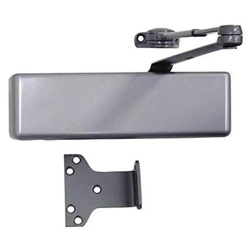 LCN Super Smoothee 4040XP Hw/PA Door Closer, Aluminum