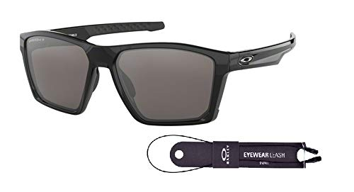 4661ce167 Oakley Targetline OO9397 939708 58M Polished Black/Prizm Black Polarized  Sunglasses For Men+BUNDLE