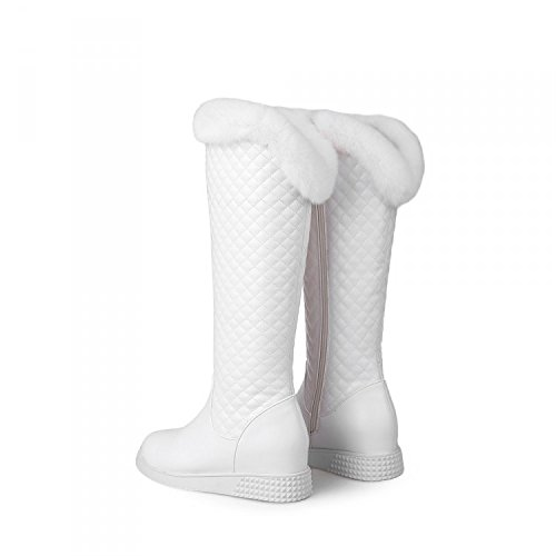 90160cm Tacones Botas Para Xie White Mujer Mujer Altos Moda Zapatos De qX6wvZ