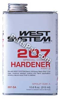 WEST SYSTEM SPECIAL COATING HARDENER .66 Pint