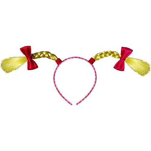 Amscan The Grinch Cindy Lou Headband, Costume Accessories for Kids, 5
