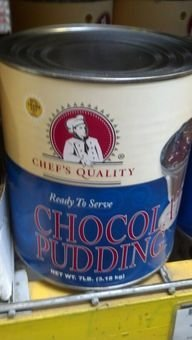 Chef's Quality: Chocolate Pudding 2/7 Lb. - Bakers And Chefs Pudding