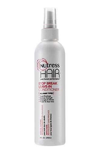 Nutress Hair Stop Break Healthy Hair Enhancer, 8oz