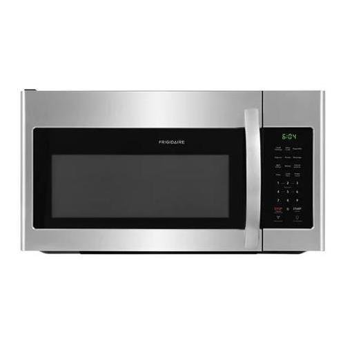 Frigidaire FFMV1745TS 30 Inch Over the Range Microwave Oven with 1.7 cu. ft. Capacity, 1000 Cooking Watts in Stainless Steel (Best 30 Inch Over The Range Microwave)