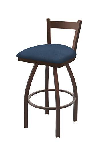 Catalina Deep Seating Chair - Holland Bar Stool Co. 82130BZ024 821 Catalina Low Back Swivel Bar Stool, Rein Bay