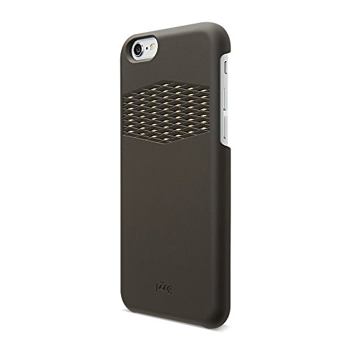 Pong Sleek iPhone 6/6s Case - with built in antenna technology - Black