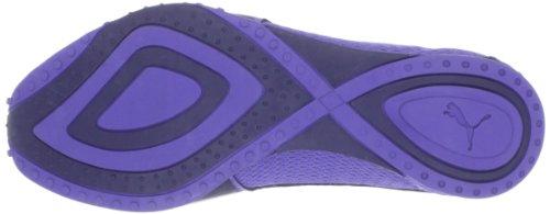 Puma Womens Asha Fashion Sneaker Medievale Tempesta Blu / Viola