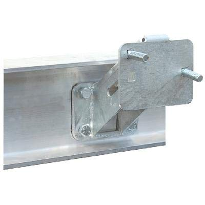 Tiedown Engineering 86064 Spare Tire Carrier For Aluminum Trailers