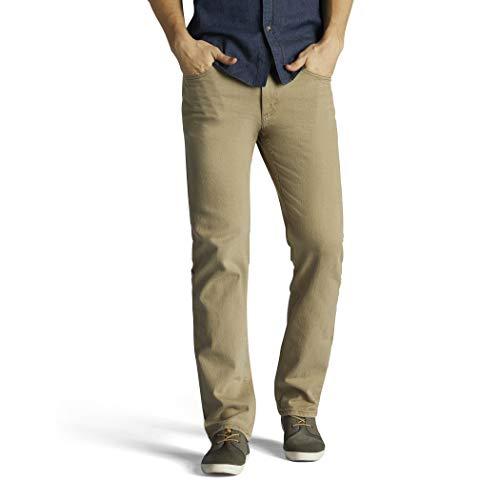 - LEE Men's Regular Fit Straight Leg Jean, Lyon, 40W x 34L