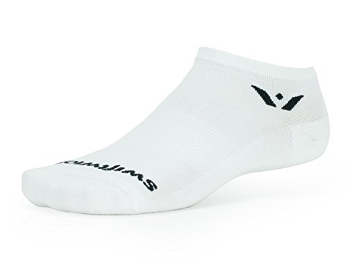Swiftwick PERFORMANCE ZERO, No Show Socks for Cycling