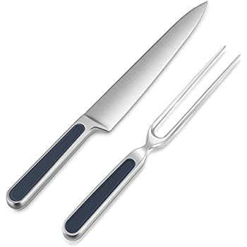 Amazon.com: Skyway Acero Inoxidable Cuchillo y Tenedor de ...