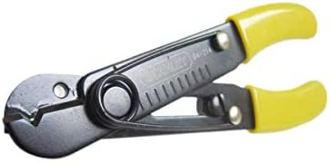 CHENBIN-BB 家の修理のための適切なプライヤー、すなわち屋外産業メンテナンスプライヤー、5インチの多機能ストリッププライヤーセット、私たちはより強力なことが黄色みましょう(カラー:イエロー、サイズ:5インチ)