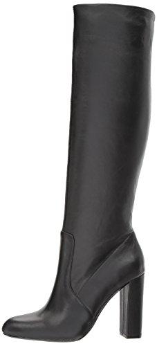 Bota de moda Eton Steve Madden para mujer, piel piel piel blanca, 10 M US usame 5028ef