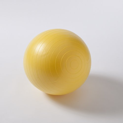 - Althea Medical Group Anti-Burst Exercise Ball, Yellow, 45cm