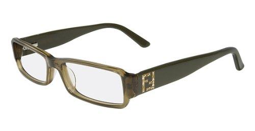 Fendi Eyeglasses F 934 OLIVE 318 - Fendi F