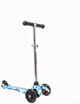 Deluxe 3 ruedas MINI Scooter - perfecto para 2-5 años de ...