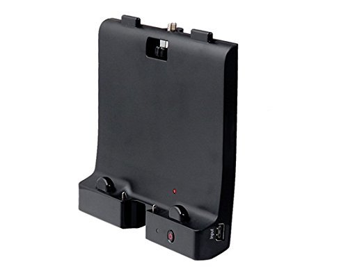 PG-WU010 4500 mAh Battery Pack Stand for Wii U Gamepad (Black) by Thailand