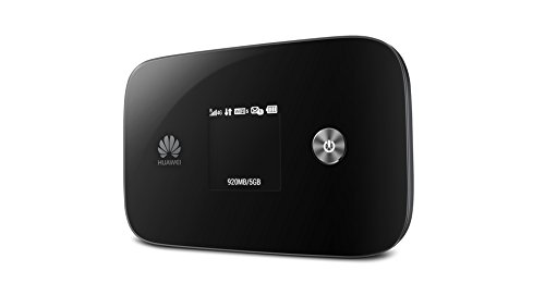 Huawei E5786s-32 300 Mbps 4G LTE & 43.2 Mpbs 3G Mobile WiFi (4G LTE in Europe, Asia, Middle East, Africa & 3G globally) (Black) by Huawei (Image #1)