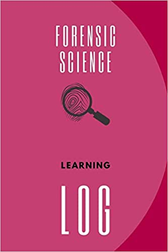 Amazon Com Forensic Science Learning Log Notebook 6x9 Cornell Notes 150 Pages White Paper Hardy Matte Cover 9781082833649 Notebooks Thorny Books