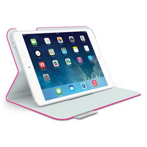 Logitech Folio Protective Case for iPad mini - Fantasy Pink from Logitech