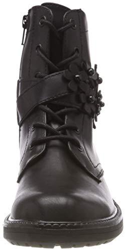 1 001 Black Women's 25232 s 21 Black Oliver 5 Combat Boots 5 FBwaq6PaH