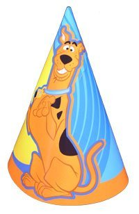 Scooby Doo Fun Times Cone Party Hats