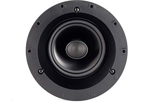 """MartinLogan Helos 12 6-1/2"""" In-Ceiling Speaker (Each) Paintable White HELOS12"""