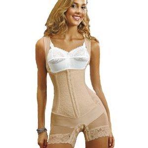 8c44c7b5dd3 Ardyss Extra Firm Control Body Magic Bodysuit in Nude  Amazon.co.uk   Clothing