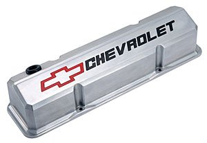 Proform 141-927 Polished Valve Cover (Proform Sb)