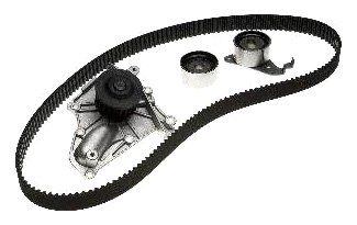 Gates TCKWP199 Engine Timing Belt Kit with Water Pump