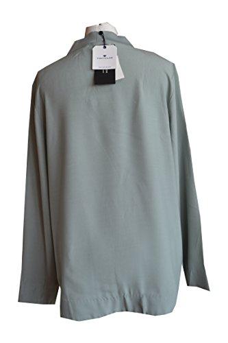 TOM TAILOR Denim Damen Loose Fit Bluse,Hersteller gr.38,Crepe-Qualität