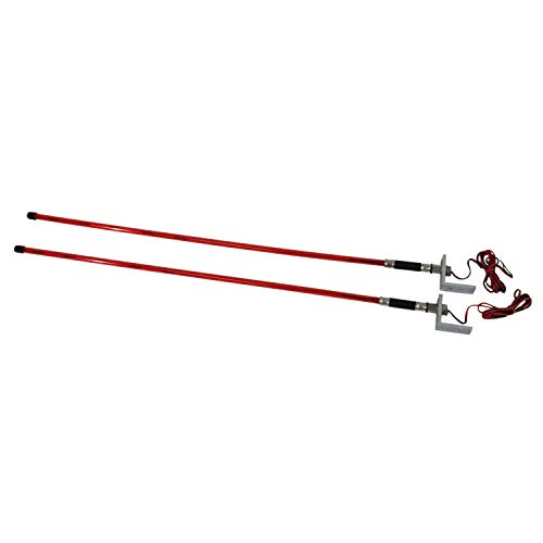 Attwood 14066-7 Trailer Guide Lights, 28 1/2