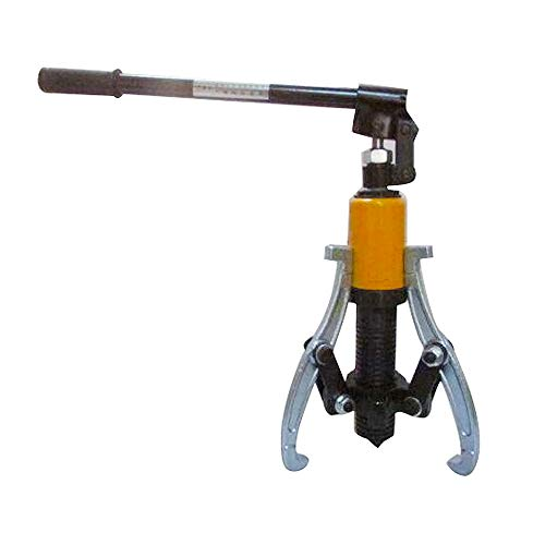 zinnor 15T Hydraulic Bearing Gear Puller Wheel 3 in 1 Bearing Wheel Pulling 3 Jaw Pump Oil Tube Drawing Machine (Shipping US, 3-6 Days)