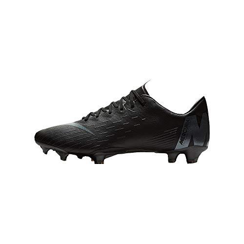 df32c1fad6ea Nike Vapor 12 Pro Men's Firm Ground Soccer Cleats (Men's 8.5/Women's 10)  Black