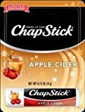 ChapStick Apple Cider, 0.15oz