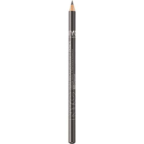 N.Y.C. Eye Liner / Brow Pencil #923, Charcoal
