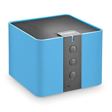 Anker Classic Portable Wireless Bluetooth Speaker, Powerful Sound with Enhanced Bass, 20 Hour Battery Life, and Built-in Mic, works with iPhone, iPad, Samsung, Nexus, HTC, Laptops and More (Blue)